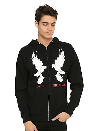 21a1e6fb929f2 Hollywood Undead Day Of The Dead Hoodie