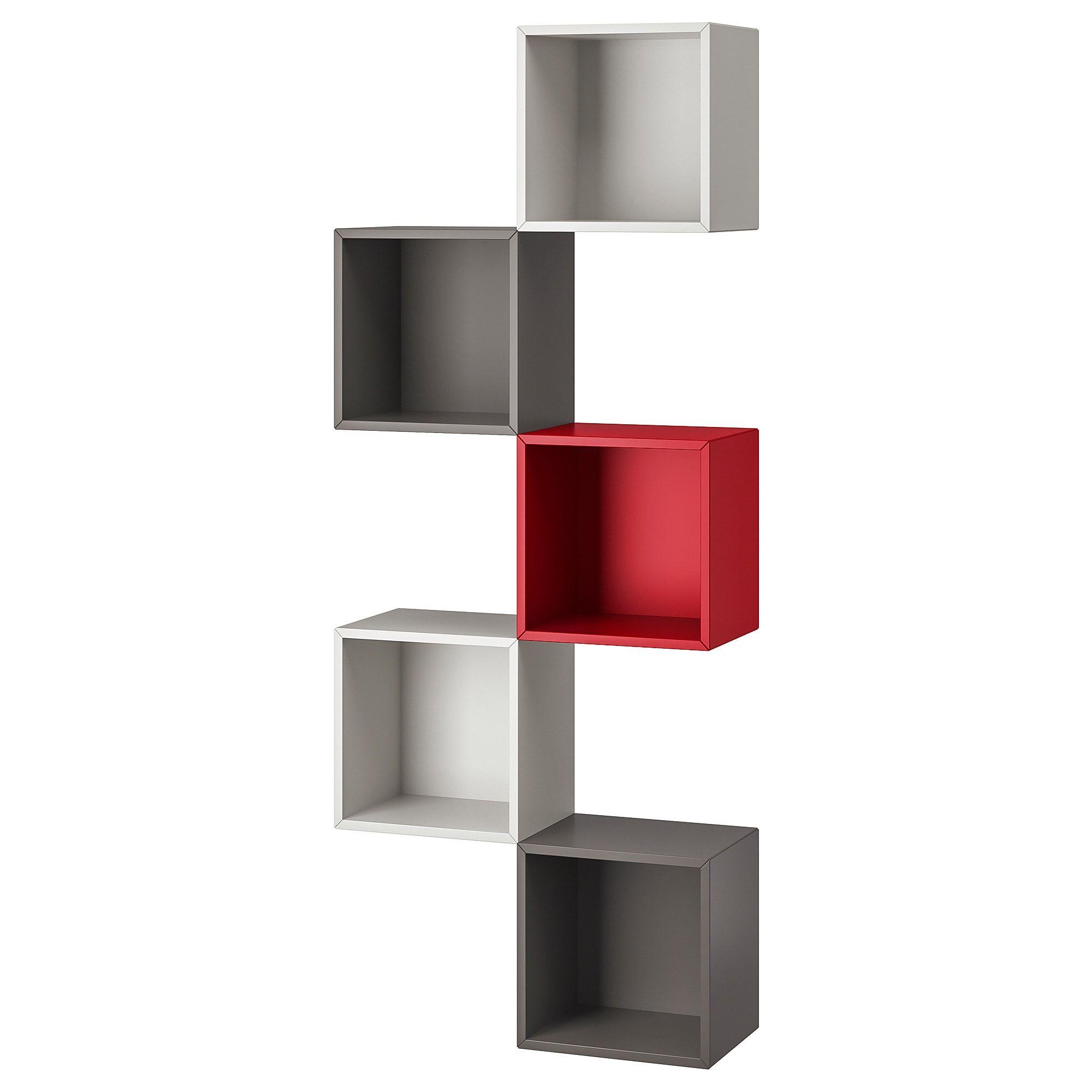 Mensole In Legno Ikea ikea cubi da parete