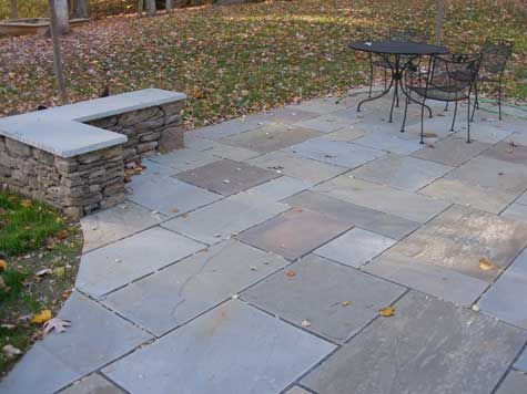 Discover Bluestone Patio Costs Per Square Foot Bluestone Pictures Bluestone Patio Patio Stones Patio Design