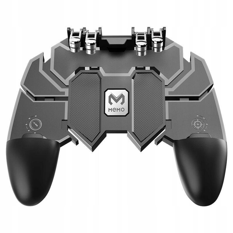 Gamepad Do Telefonu Uchwyt Pad Kontroler Triggery Mobile Phone Game Game Controller Joystick Controllers