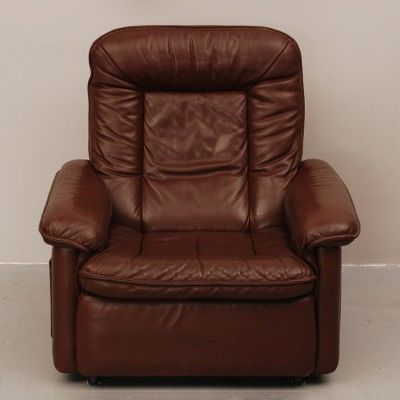 Located using retrostart.com > Lounge Chair by Unknown Designer for De Sede