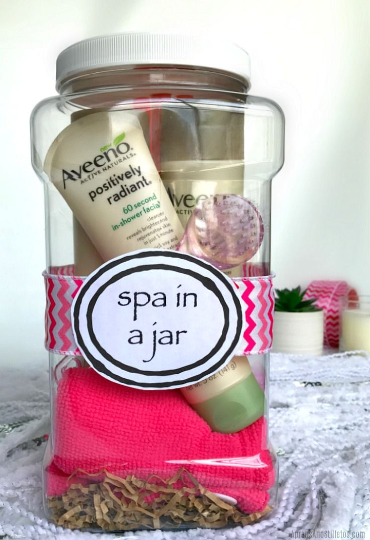 How to Make a 60-Minute Spa Kit | Organizing Tips | Pinterest | Diy ...