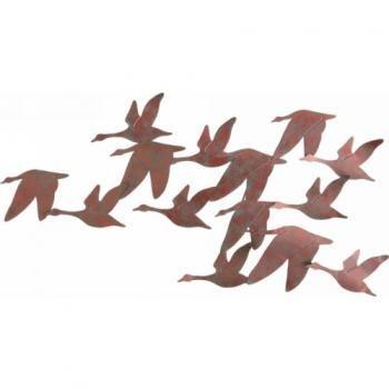 Flock of Geese Wall Art - GA1932R