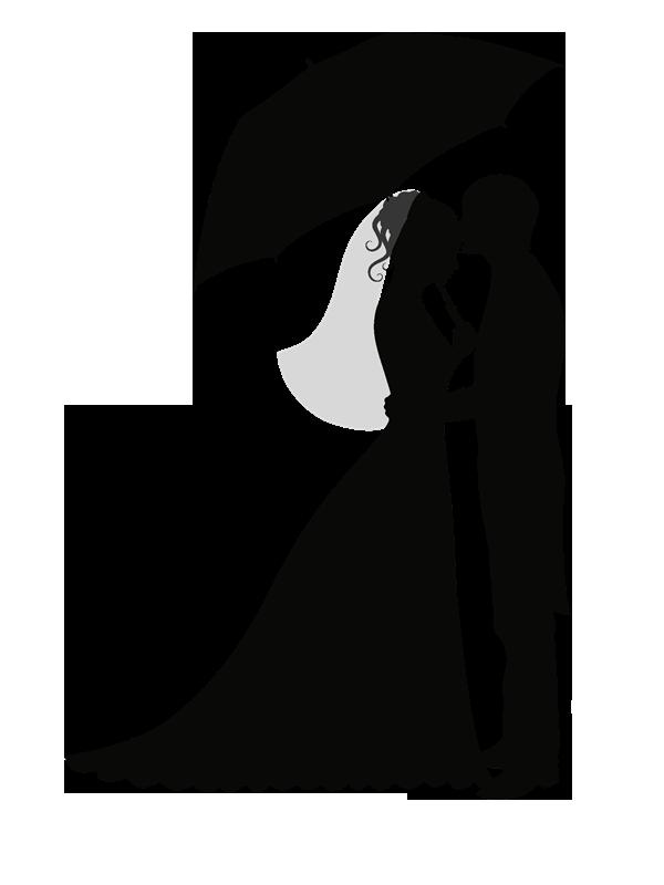 Поздравления летием, черно-белые свадебные картинки