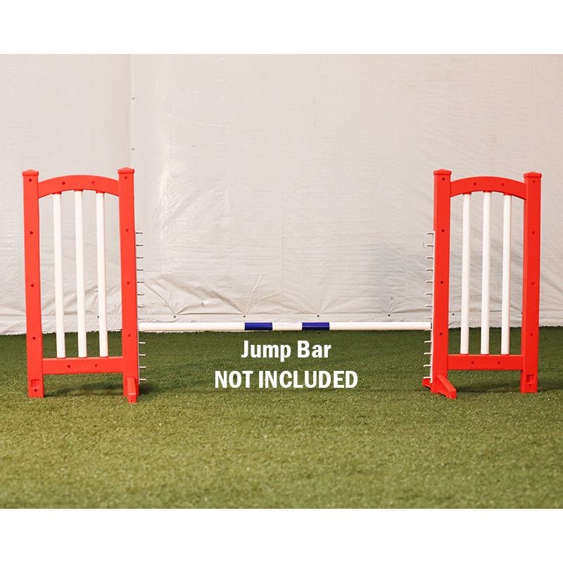 Clip and go wing jump dog agility agile wings