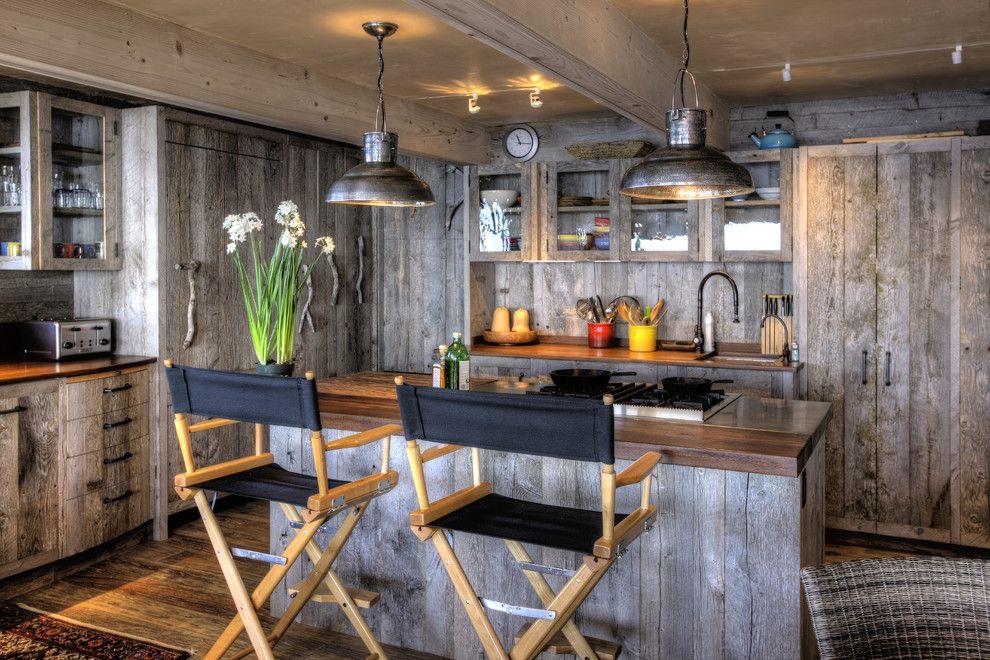Rustikale Küchenmöbel ~ Rustikal küche kücheninsel moderne küche aequivalere küche