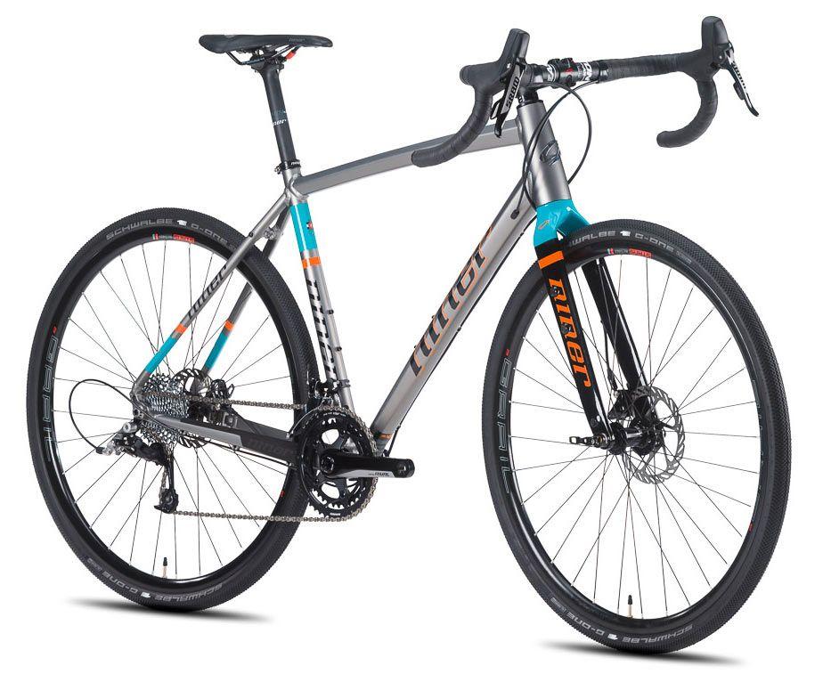 2018 Niner Rlt 9 Alloy Gravel Road Bike Updated With Lower