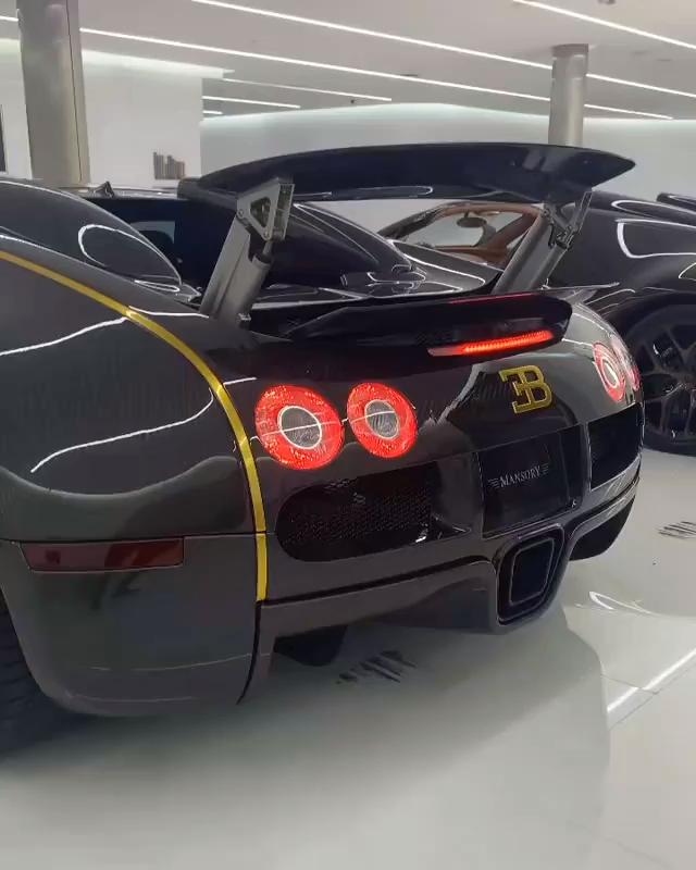 Mansory Veyron #bugattiveyron