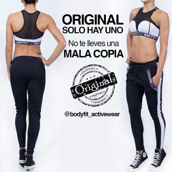 Un diseño #Original de nuestra marca #BodyFitActiveWear rediseñamos esta prenda con una malla exclusiva para protegerte de una mala copia #ActitudBodyFit #EstiloBodyFit #MujerBodyFit #ExerciseYourStyle #GymTime #Fitness #Modern #Anathomic #FashionSport #WorkOut #PhotoOfTheDay #LifeStyle #Woman #Shop #Casual #Trendy #f4f #Follow #YoSoyBodyFit #RopaDeportiva #ActiveWear #BeOriginal #LookGym #GymLoo