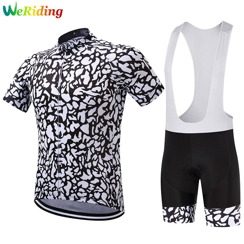 2017 Summer New Design Mountain Bike Clothing Men Mtb Cycling clothing  Breathable Sport Wear With 9D 176e26889