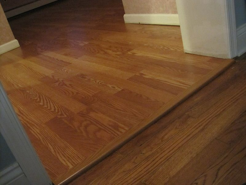Laminate Flooring Transition To Vinyl