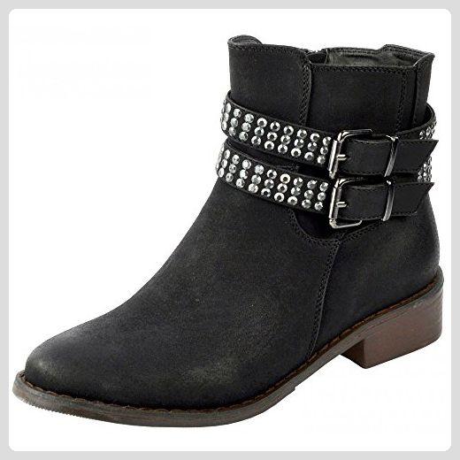 Kick Schuhe Damen Reißverschluss bequeme Schuhe, flache