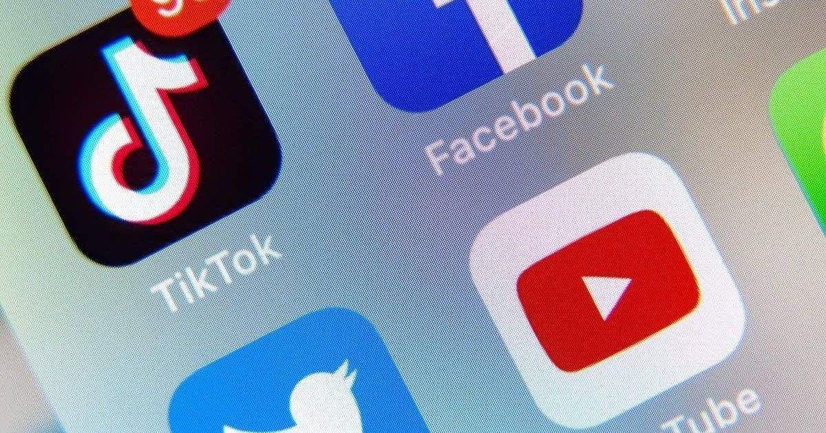 Tiktok Beats Whatsapp Facebook Overtook Whatsapp And Facebook Tiktok Report Tiktok Defeats Whatsapp And Faceboo Social Media Apps Internet Usage Medium App