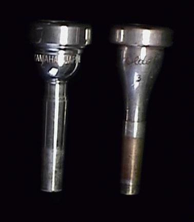 Yamaha Standard Flugelhorn Mouthpiece