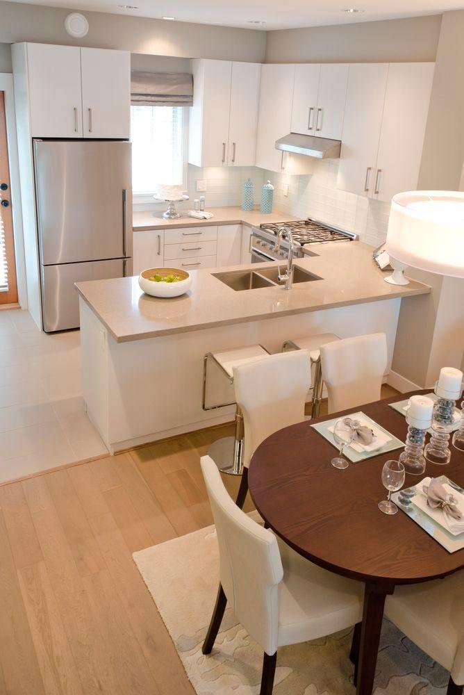 Más de 1000 ideas sobre cocina de espacios abiertos en pinterest ...