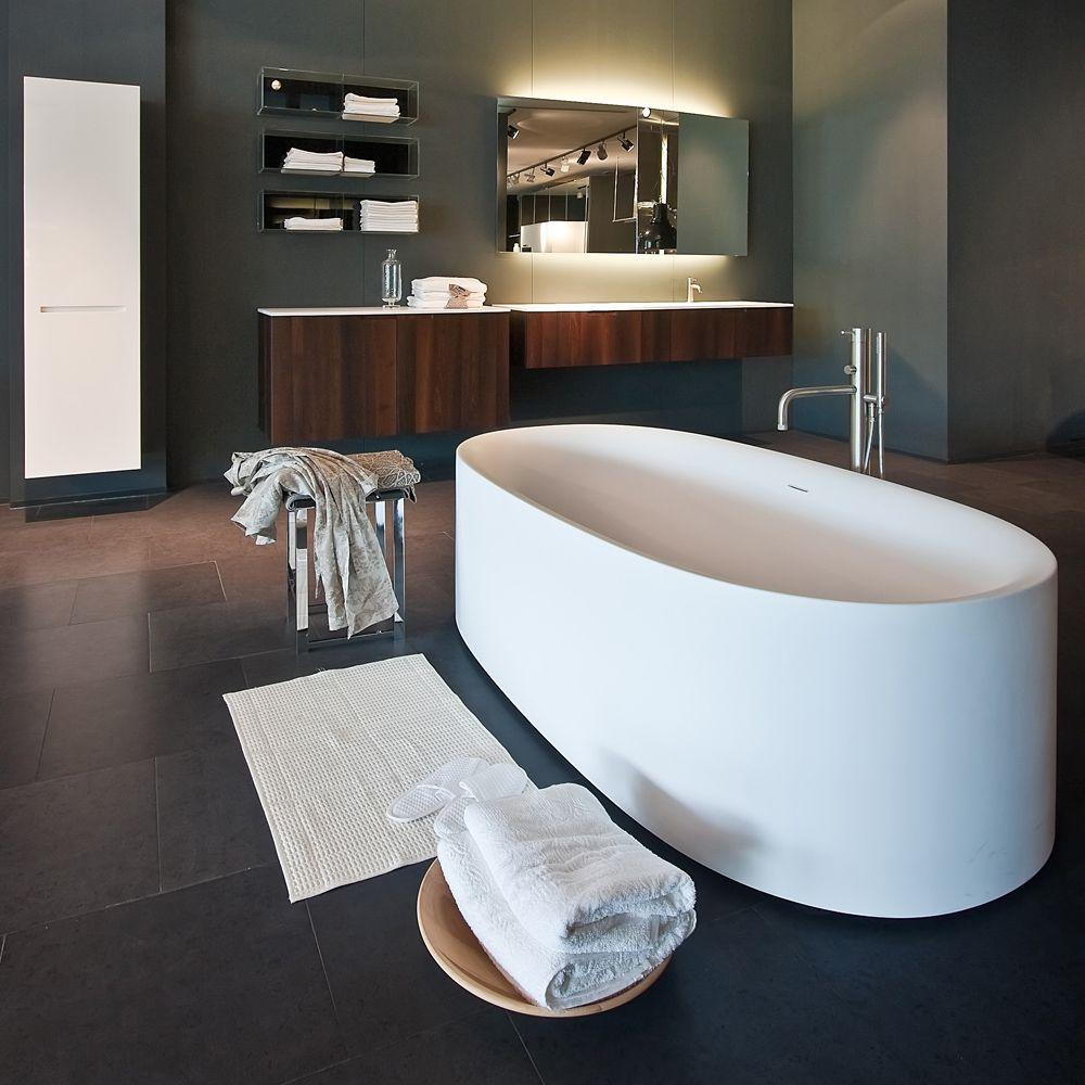 Purity   Brands   Boffi   Sabbia Bathtub