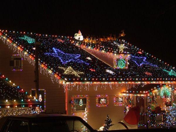 Idee De Decoration Exterieur Pour Noel Decoration De Noel Exterieur