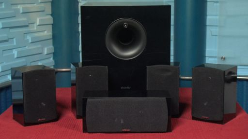 Energy Take Classic 5 1 Home Theater Sound System Wireless
