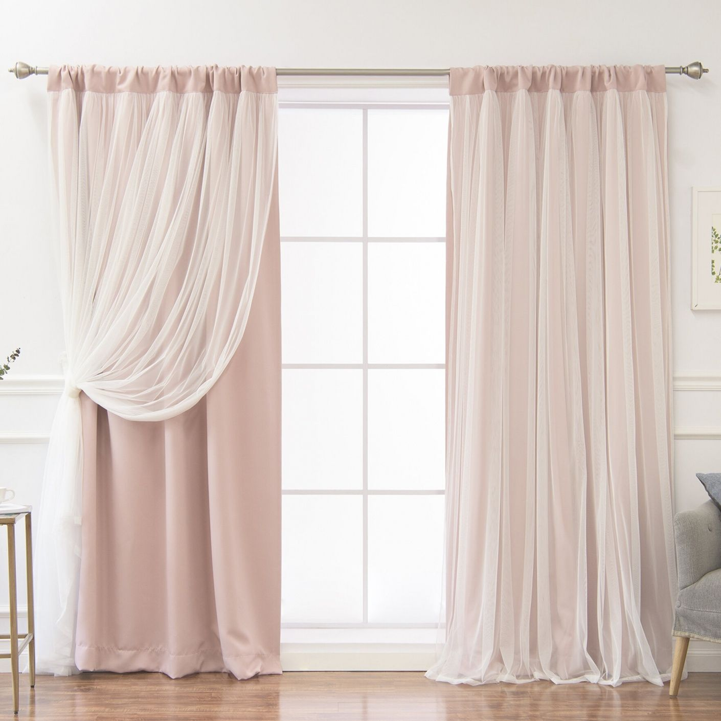 Unique Cute Curtains Aesthetic In 2020 Cool Curtains Rod Pocket