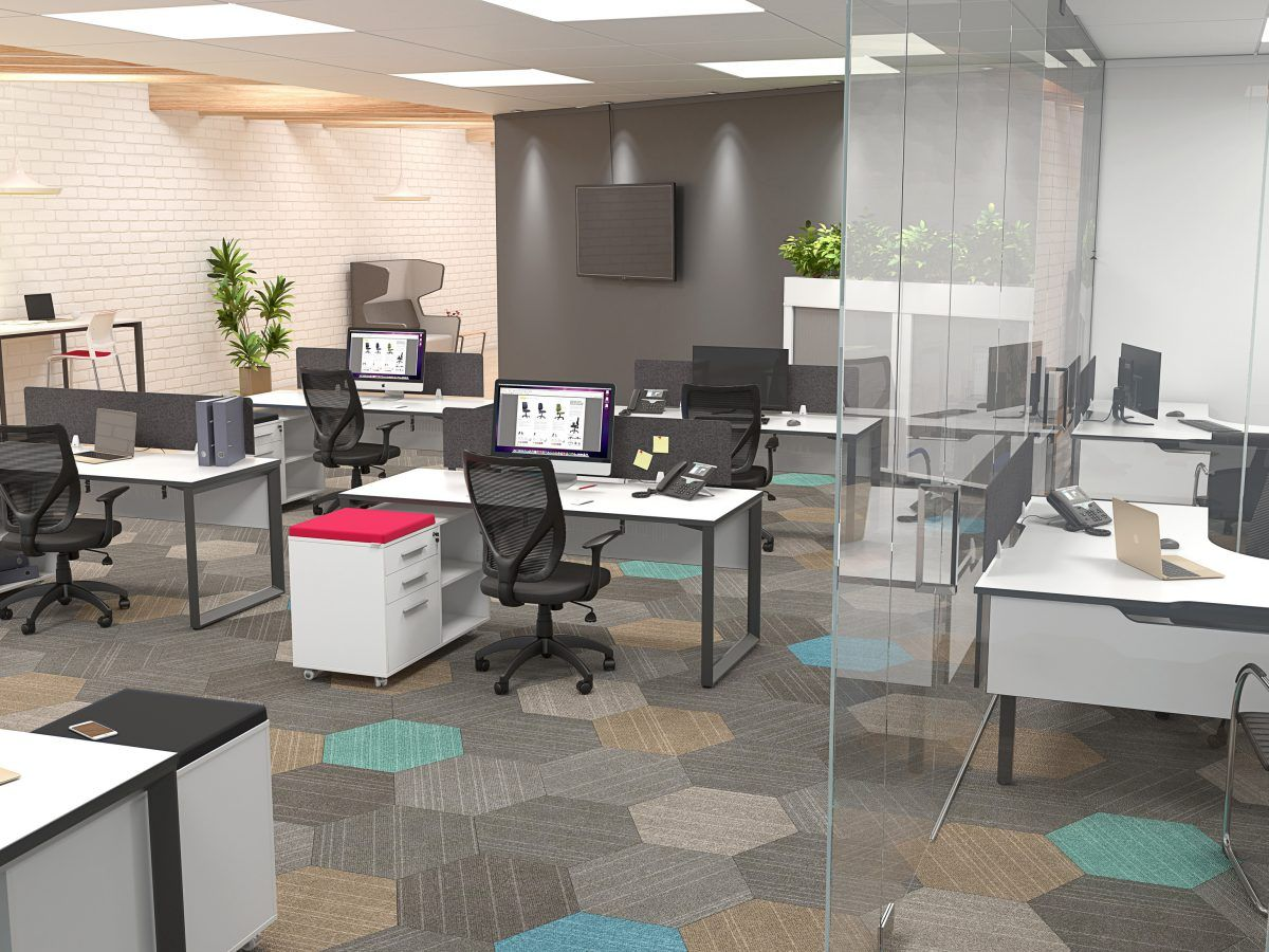Office Design Architecture New Zealand Render Furniture Suppliers Knight Group Nz
