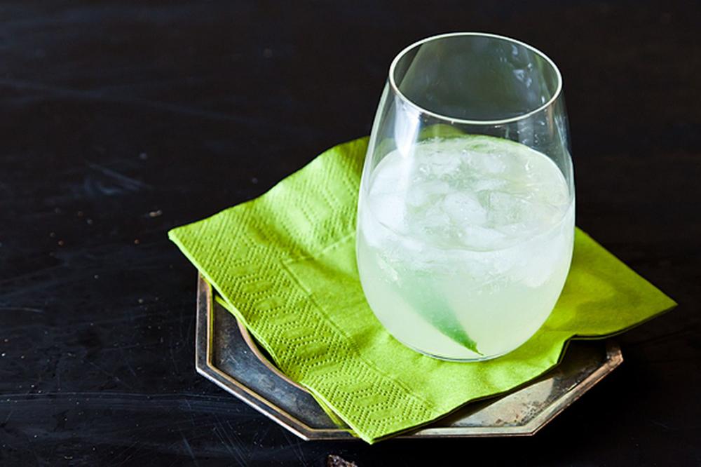 Lemon Lime Margaritas Recipe on Food52