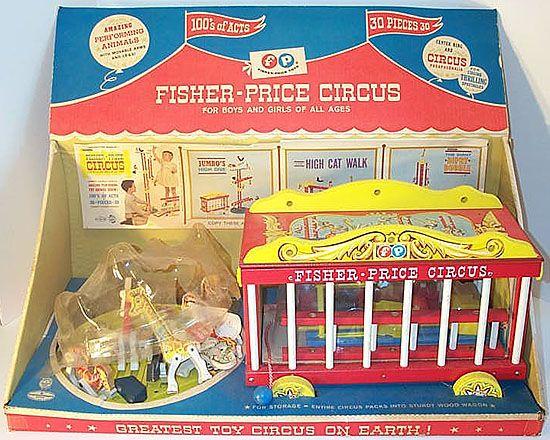 fischer price vintage