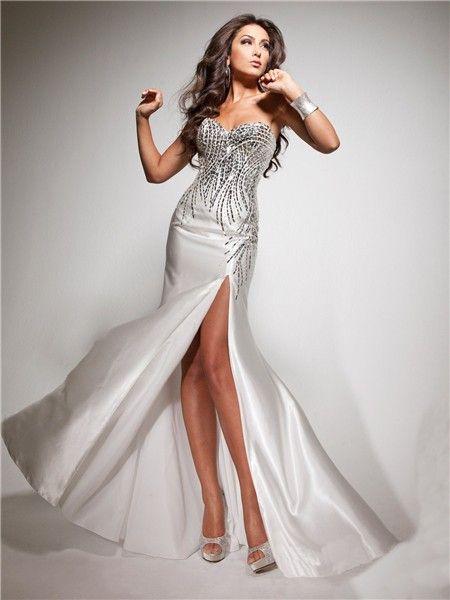 Pretty Silk Dresses