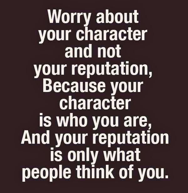 Your Character Defines You Words Motivational Quotes Quotable Quotes