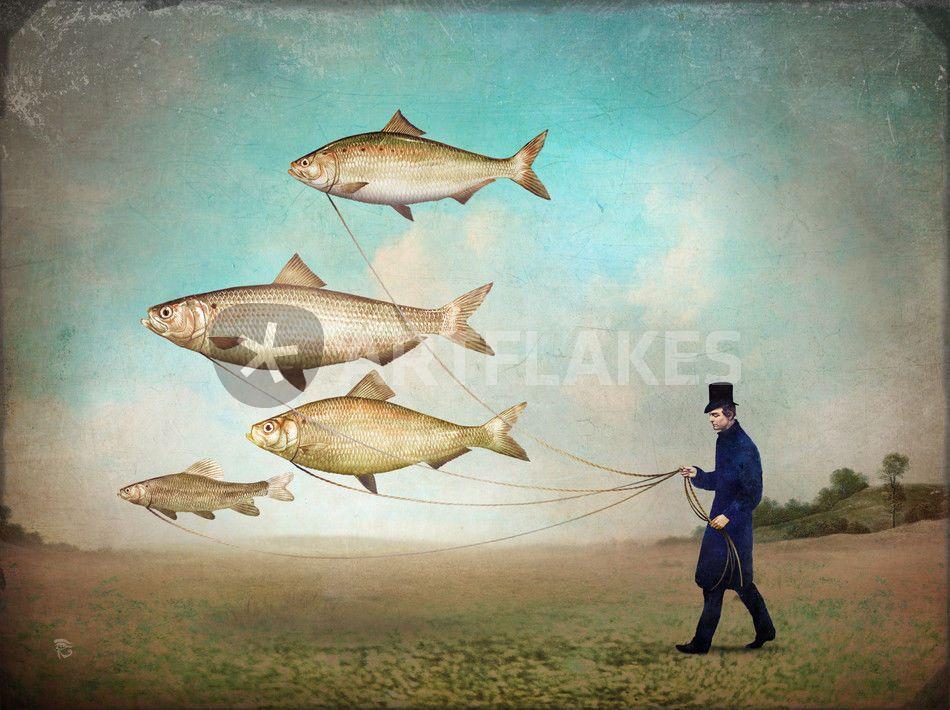 Christian-schloe-walking-the-fish-cccc