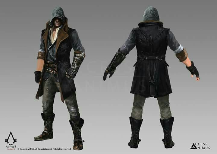 assassins creed syndicate secret outfits