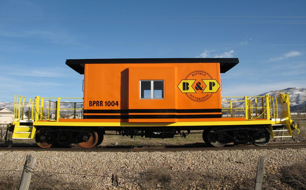 train caboose | ... Preservation News • View topic - Around the Heber Valley Railroad