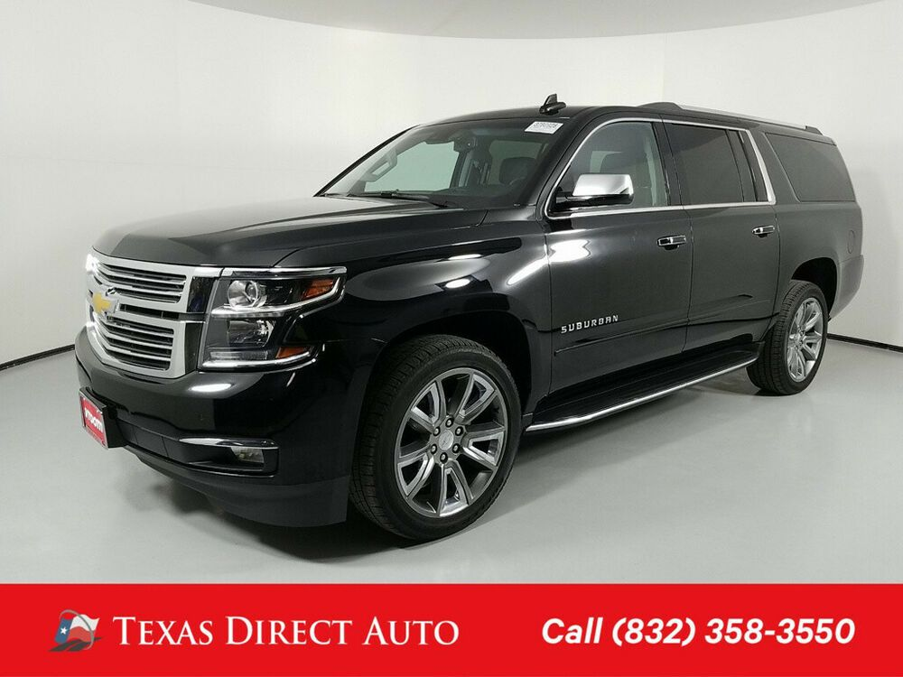 Ebay Advertisement 2018 Chevrolet Suburban Premier Texas Direct