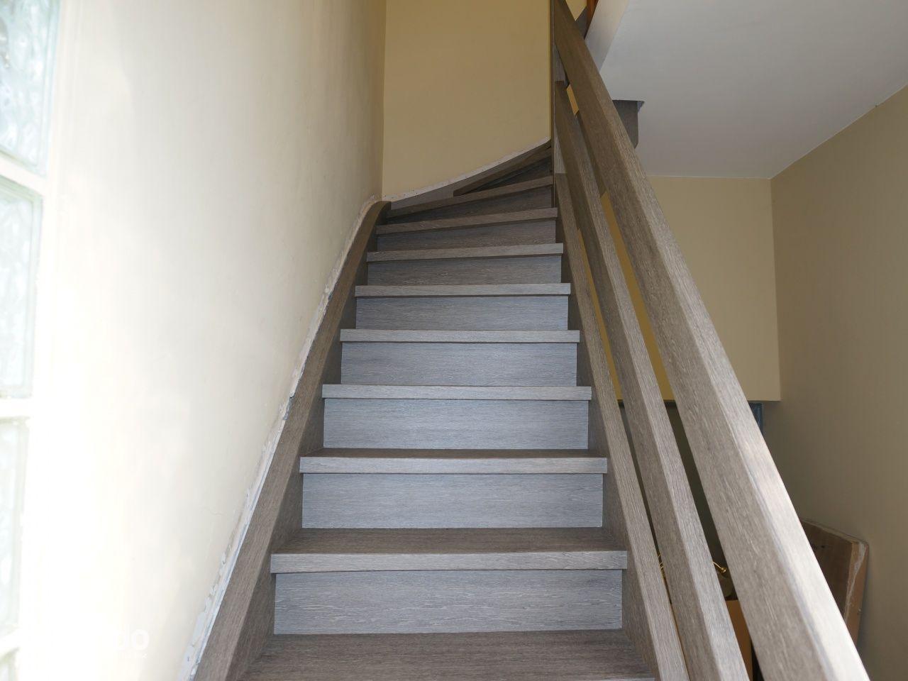 carcocooning:+treppe+renovieren+-+folieren+einer+treppe+mit+