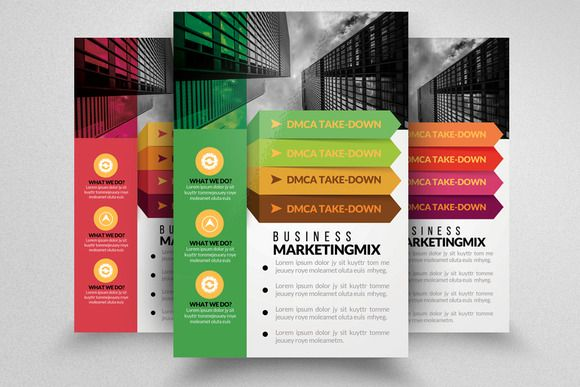 Business Agency Flyer Template Flyer Template Flyer Design Flyer Design Templates