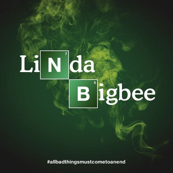 Look what I cooked up! Step into the Breaking Bad Name Lab and transform your name too. Tune in Sundays at 9/8c for all new episodes.