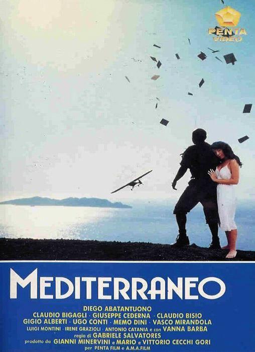 Mediterraneo Gabriele Salvatores 1991 giudizio grafica copertina: ☆ | Film,  Locandine di film, Personaggi