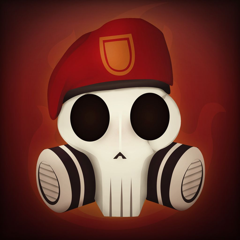 Avatar Two: Pyro Avatar Made By A Friend! #games #teamfortress2 #steam