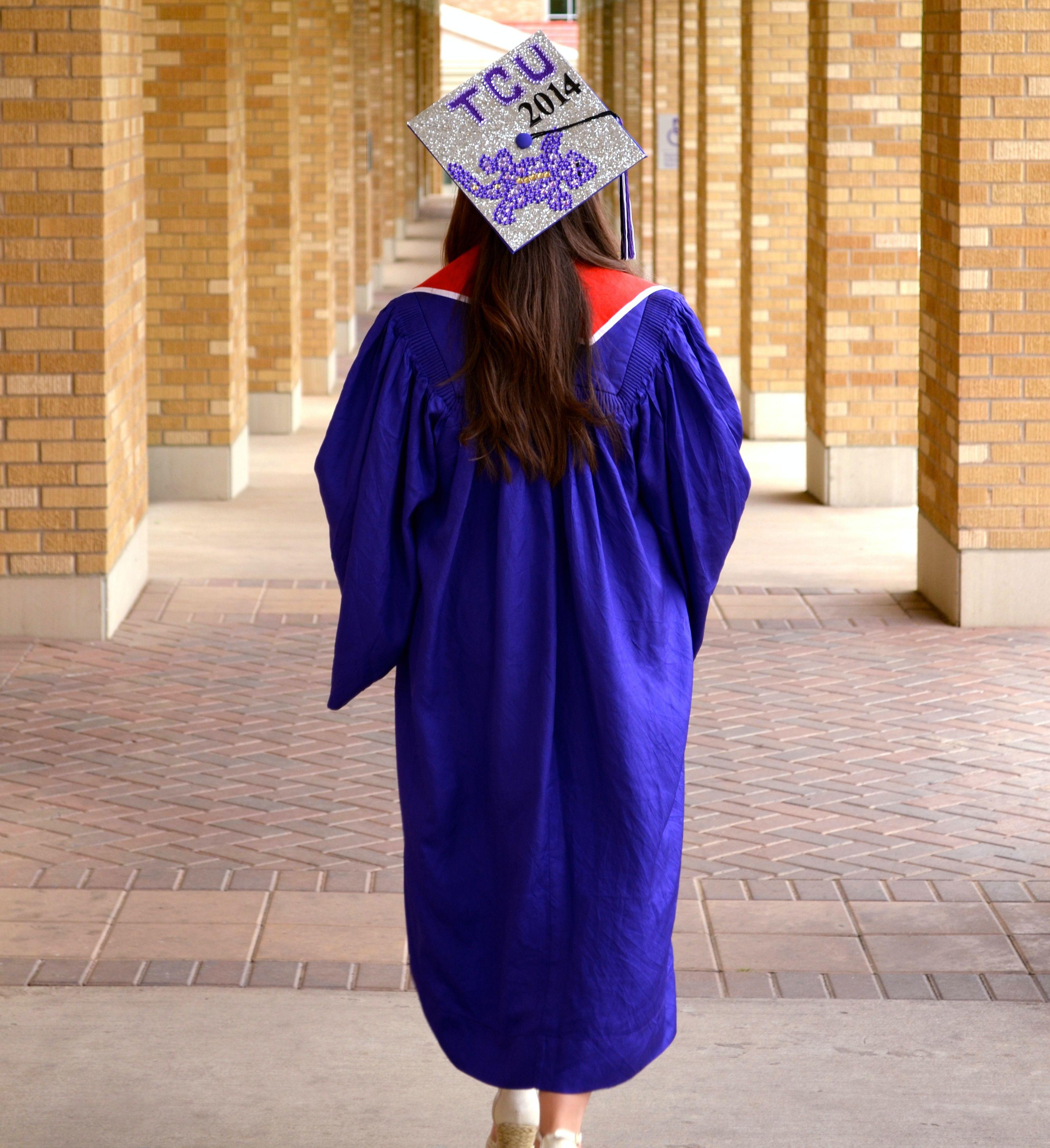 Tcu Graduation 2020.Tcu Grad Cap Grad C A P S Grad Cap Graduation Senior Year