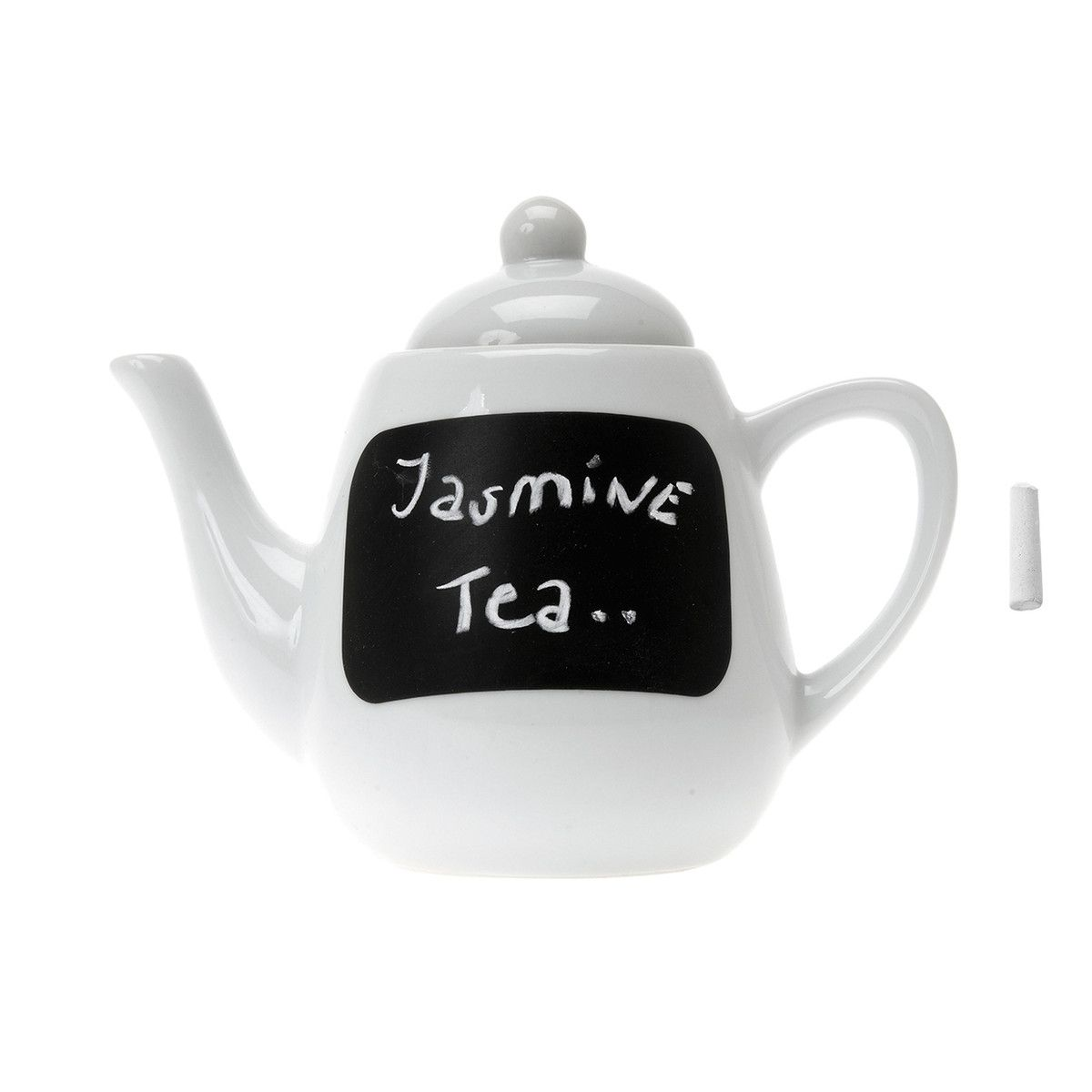 {Teapot Talk} by PT - if I had a tearoom, this would be a cool way to serve the tea!