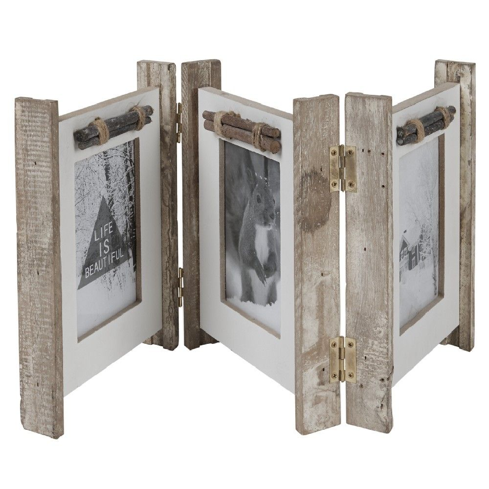 Cadre Photo Triptyque Cadre Photo Tendance Influences Decor Home Decor Et Cabinet
