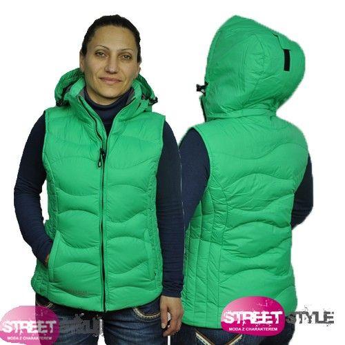 Nowosc Kamizelka Damska Whd Wiosna 2014 S 36 4016700252 Oficjalne Archiwum Allegro Winter Jackets Jackets Fashion