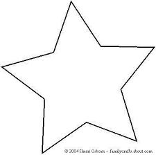 Big Star Moldes De Estrellas Patrones De Estrellas Estrellas Para Imprimir
