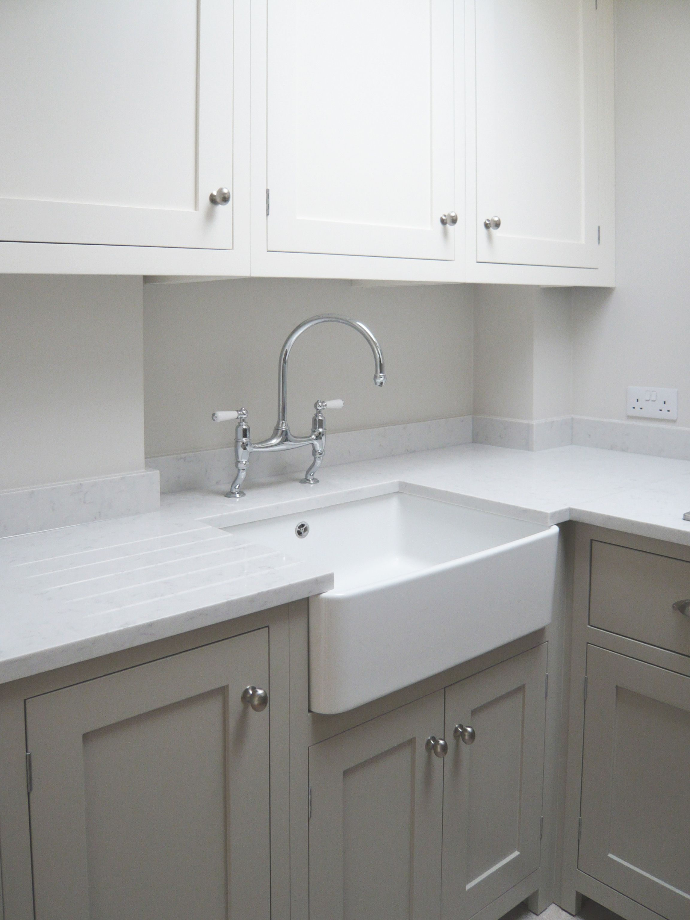 Best Related Image White Shaker Kitchen 400 x 300