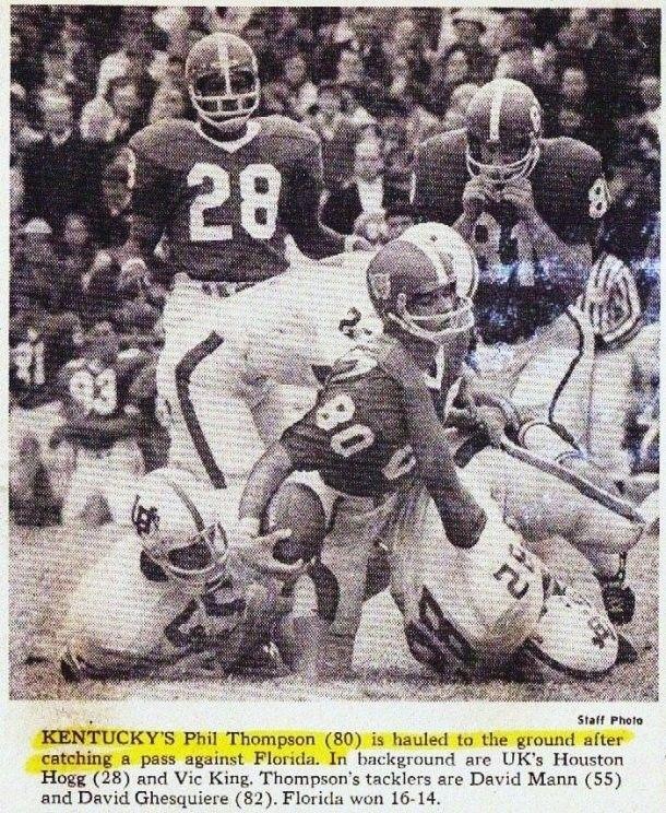 28 Houston Hogg Kentucky football, Uk athletics, Kentucky
