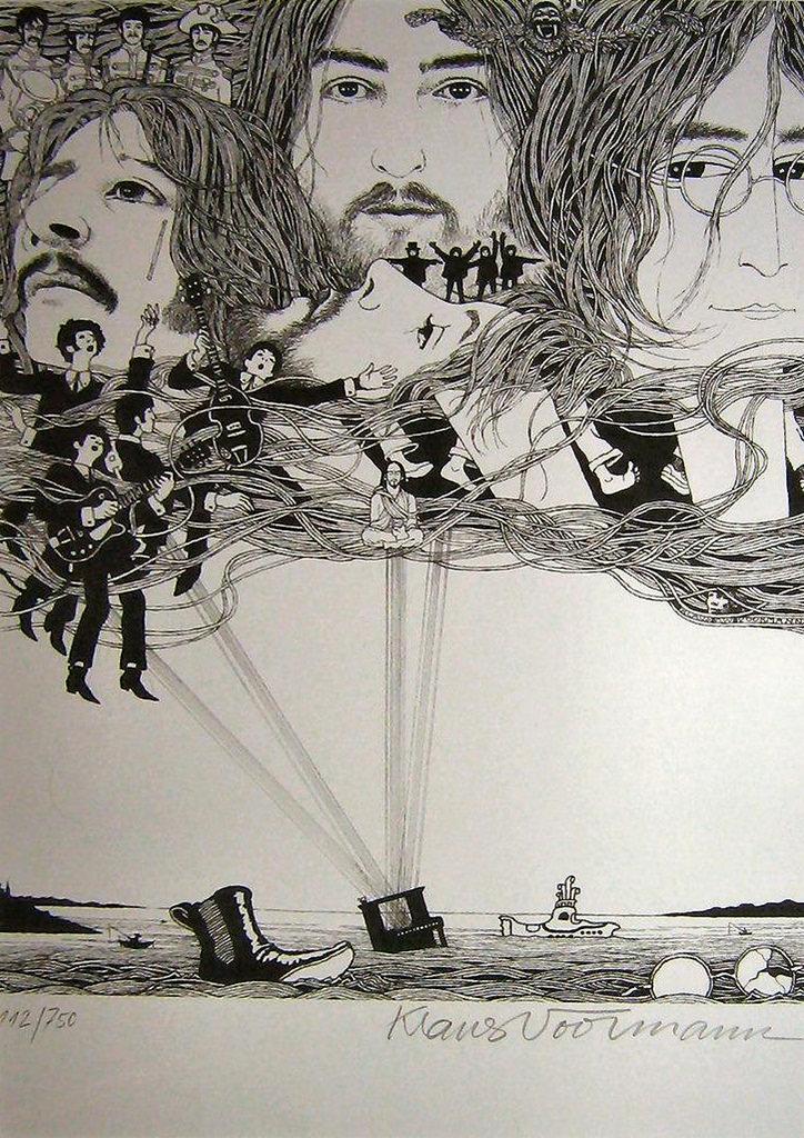 Pin Pa The Beatles