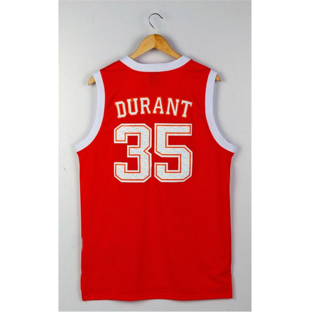 40d0a7d5abd2 ... Aliexpress.com Buy Kevin Durant NCAA College Basketball Jerseys