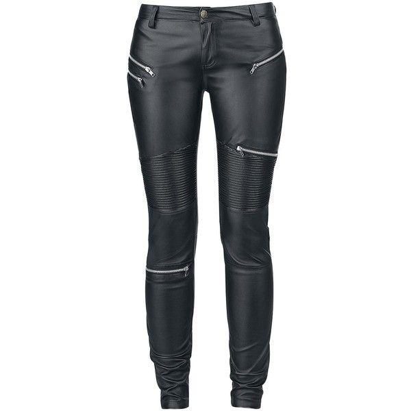 Die Illusion Pants men pants-men clothing-black pants-black clothing-alternative clothing-street fashion-apocalyptic clothing-loose pants