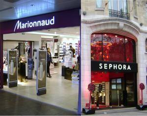 Sephora vs. Marionnaud