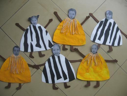 Bevorzugt robe-afrique.jpg | thème afrique | Pinterest | Afrique, Maternelle  YT09