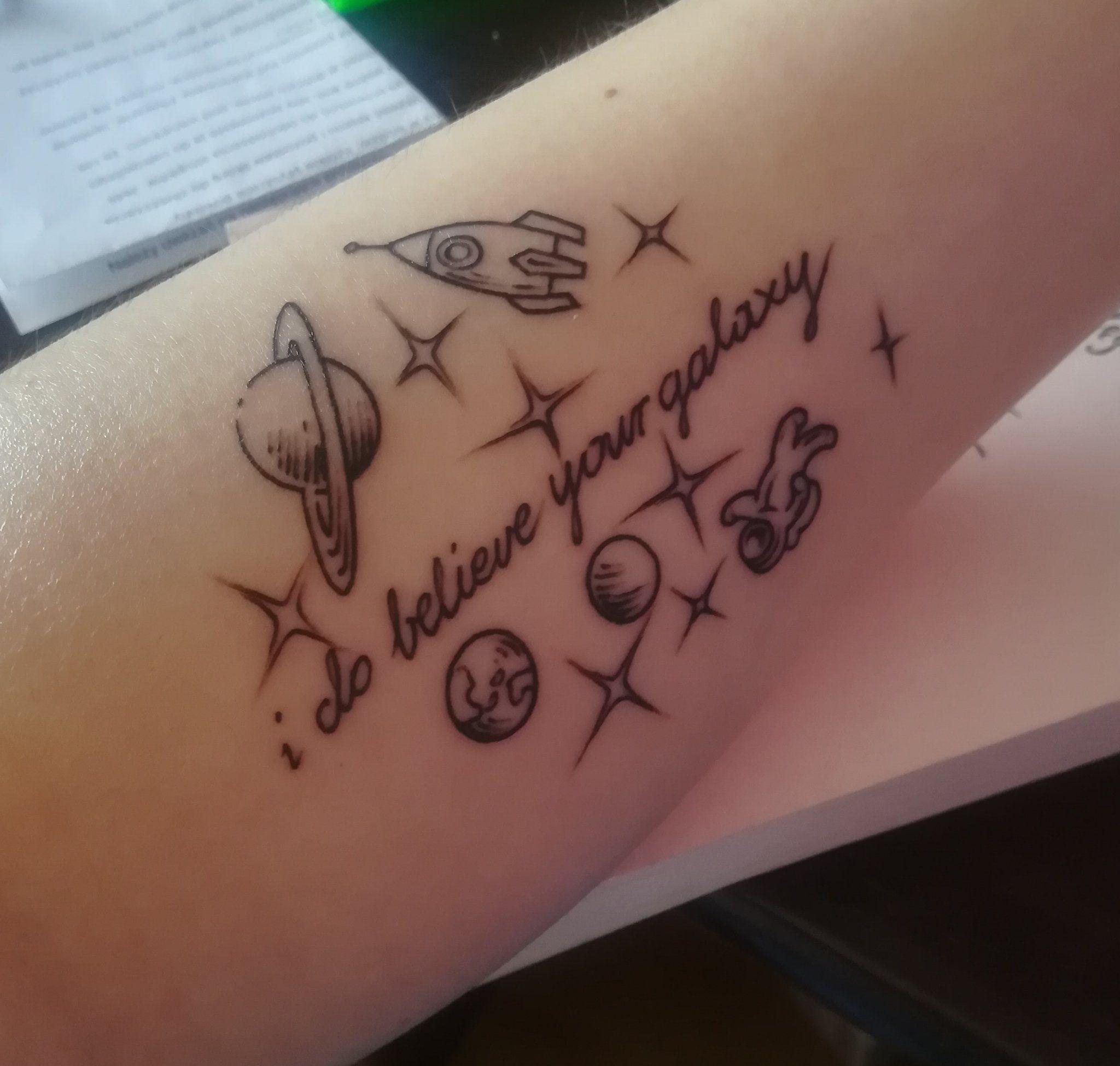 wangxian on Bts tattoos, Meaningful wrist tattoos, Kpop